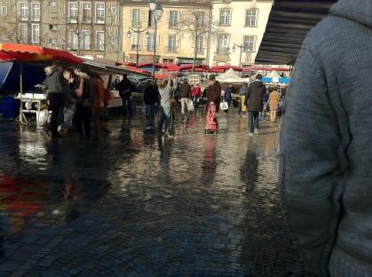 Rennes Market 1