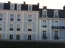 Saint Malo Blue House