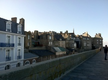 Saint Malo Boardwalk
